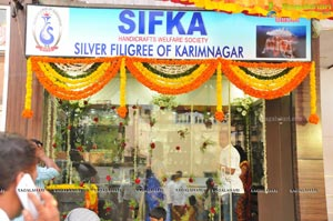 Silver Filigree of Karimnagar