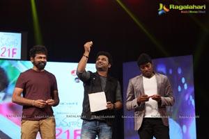 Kumari 21F Audio Release
