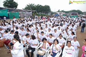 Being Women World Largest Facial Yoga Class