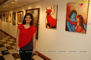 Colours of Bengal Exhibition