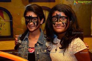 Habanero Halloween Party