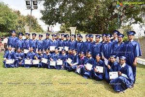 First Graduation Ceremony