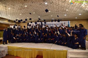 First Graduation Ceremony