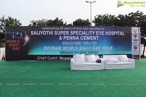 Devnar World Sight Day Walk