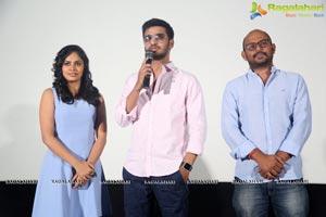 Ekkadiki Potavu Chinnavada Teaser Launch