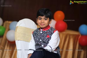 Abhimanyu Birthday Party