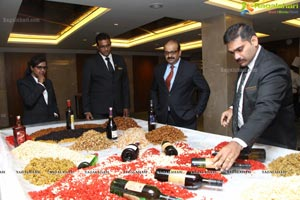 Aditya Park Cake Mixing Ceremony 2016