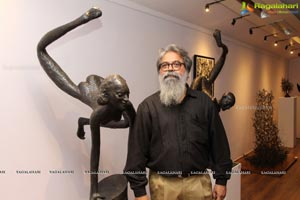 KS Radhakrishnan Sculptures