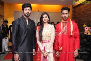 Lakhotia Institute of Design Diwali Celebrations