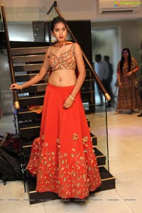 Lakme Fashion Week Festive Trends Launch at Elahe, Banjara H
