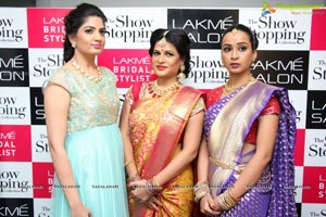 Sushma Khan Lakme Workshop