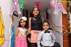 Birthday Bash of Urja