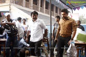 Singam 3 Working Stills
