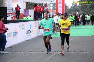 10K intencity run