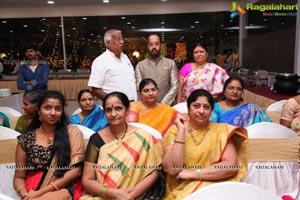 Bhupal Raju-Manogna Wedding Reception