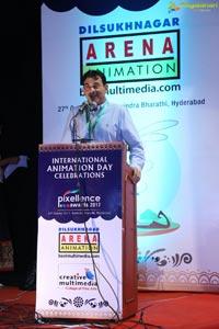 International Animation Day Celebrations 2017