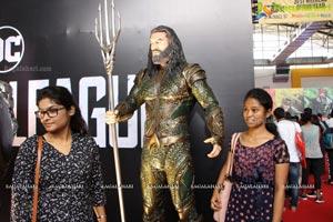 Hyderabad Comic Con 2017