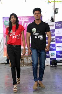 Mr and Mrs Trends 2017
