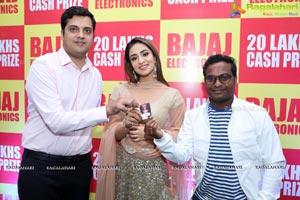 Bajaj Electronics Lucky Draw