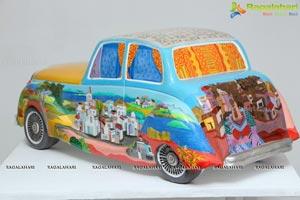 Sumanto Chowdhury Art Exhibition