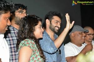 Hello Guru Prema Kosame Team at Vijayawada