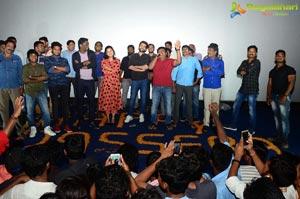 Hello Guru Prema Kosame Team at Vishwanath Theatre