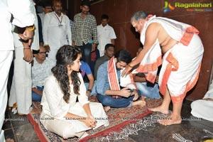 HGPK Team In Vijayawada Kanaka Durga Temple