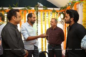 Nikhil Siddharth - Nivetha Thomas's Swaasa Movie Launch