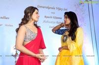 Vijay Deverakonda-Raashi Khanna-Kranthi Madhav Film Launch