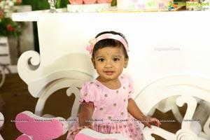 Anika's 1st Birthday