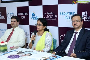 Apollo Cradle State-Of-The-Art Paediatric ICU