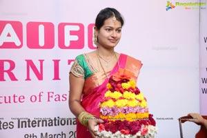 Arnitha Institute of Fashion Design Batukamma Sambaralu