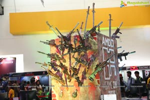 Comic Con/Mobile Gaming Scene Celebration at HITEX