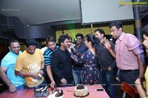 DJ Prithvi 21st Birthday Celebrations at Revolt 2.0