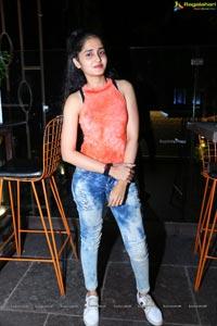 Kash Trivedi Live at Farzi Cafe Hyderabad