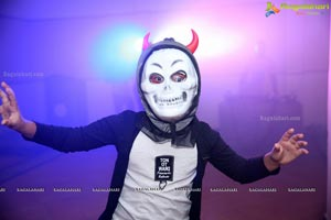 Halloween DJ Party 2018 at Country Club Begumpet