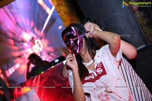 Halloween Night 2018 with DJ Ivan @ Farzi Cafe