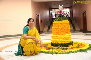 Three-day Bathukamma-Song of Flowers Festival 2018