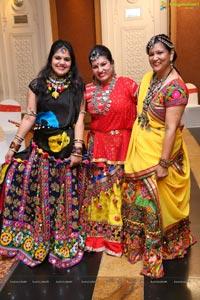 Garba 2018 Celebration by KLC at ITC Kakatiya