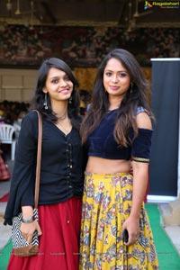 Gemini Tv, Rednose Entertainment Nari Lokam Fashion Show