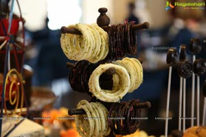 Novotel Hyderabad Airport's Grape Stomping & Cake Mixing