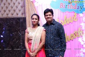 Vaishvi & Vidhath's 1st Birthday Bash