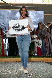 Vogue City Logo Launch