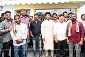 Allu Arjun - Sukumar's Film Launch