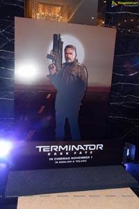 Terminator Dark Fate Telugu Trailer Launch