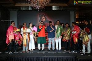 T Subbirami Reddy Felicitates 'Sye Raa' Team