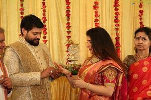 Archana Sastry & Jagadeesh's Engagement