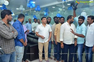 Dil Raju-Shirish Inaugurate Srivari Avenues