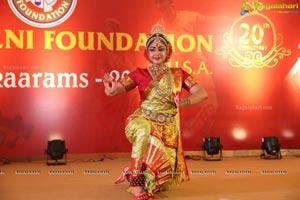 Dr Ramineni Foundation USA 'Puraskarams 2019'