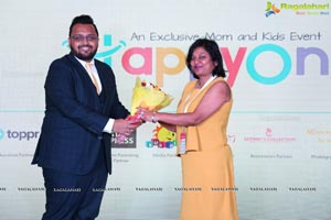 Happyon Moms & Kids Exhibition Curtain Raiser